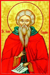 Sfântul Ioan Casian (circa 360-435 en)