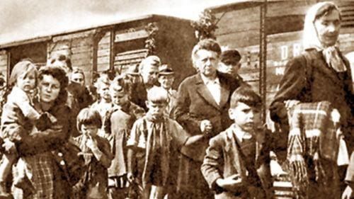 Deportați în Bărăgan