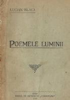 Lucian Blaga - Poemele luminii