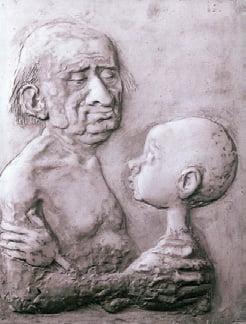 Bunicul și nepotul