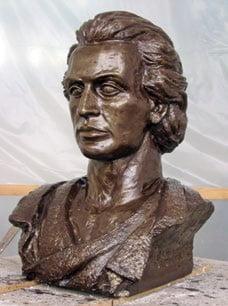 Sculptură de Valentin Tănase