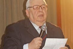 Prof. Univ. Dr. MIHAIL DIACONESCU