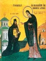 Tunderea în monahism a Sfântului cuvios Paisie