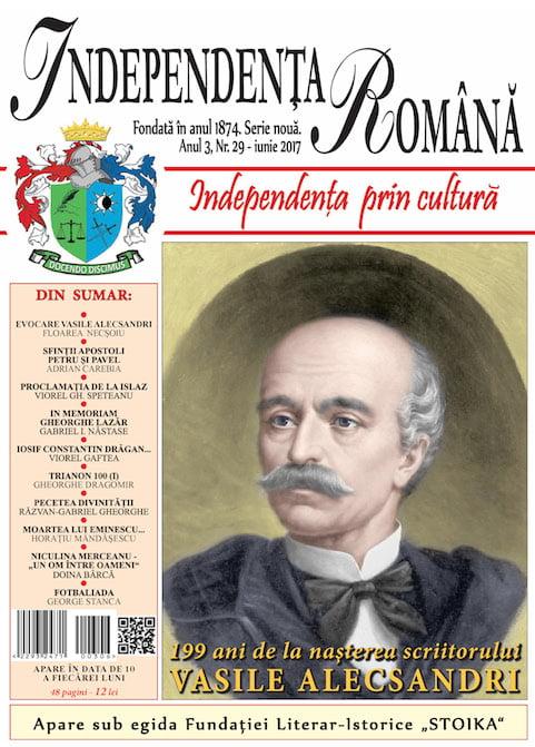 Independenta Romana – Iunie 2017 (An 3, Nr. 29)