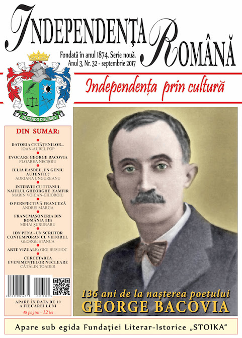 Independenta Romana – Septembrie 2017 (An 3, Nr. 32)