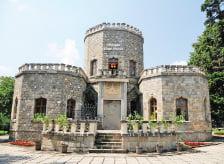 """Castelul """"Iulia Hasdeu"""" din Câmpina construit de Bogdan Petriceicu Hasdeu"""