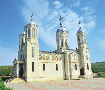 """Mănăstirea """"Peștera Sfântului Apostol Andrei"""