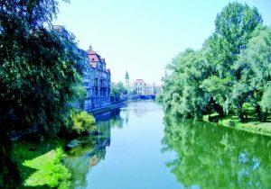 Crișul Alb - Oradea
