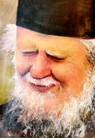Părintele Arhimandrit Teofi l Paraian de la Sâmbăta
