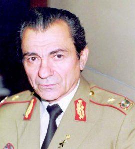 GHEORGHE VĂDUVA General de brigadă (ret)