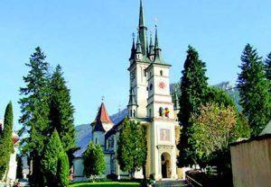 """Biserica """"Sfântul Nicolae"""" din Scheii Braşovului"""