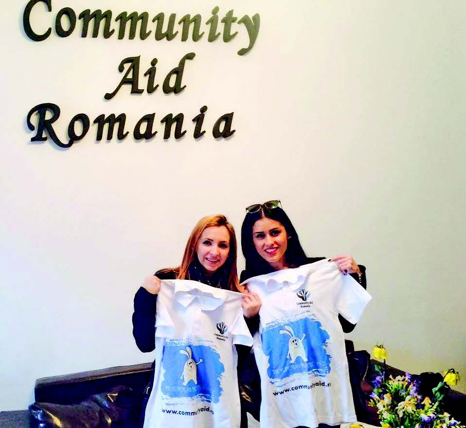 ASOCIAȚIA COMMUNITY AID ROMÂNIA