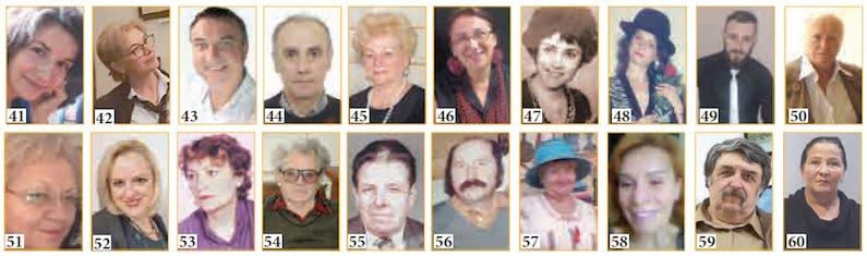 100 ARTISTI PLASTICI ROMÂNI CONTEMPORANI (III)