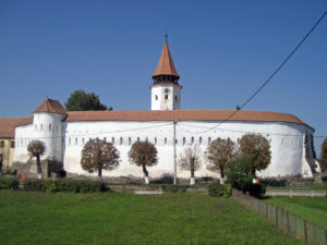 Biserica Evanghelică din Prejmer