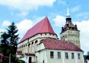 Biserica Luterană Fortificată Saschiz