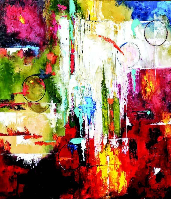 Arte vizuale - IULIANA ENACHE