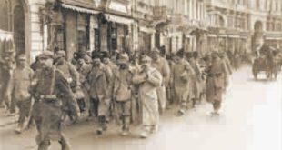 1916 - OCUPAREA BUCUREŞTIULUI