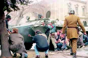 TERORIŞTII DIN DECEMBRIE 1989 - ÎNTRE ADEVĂR ŞI MANIPULARE