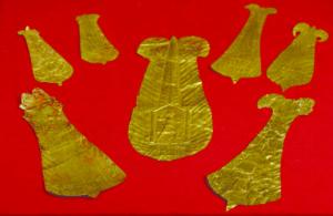 Plăcuțele din aur de la Geoagiu-Băi