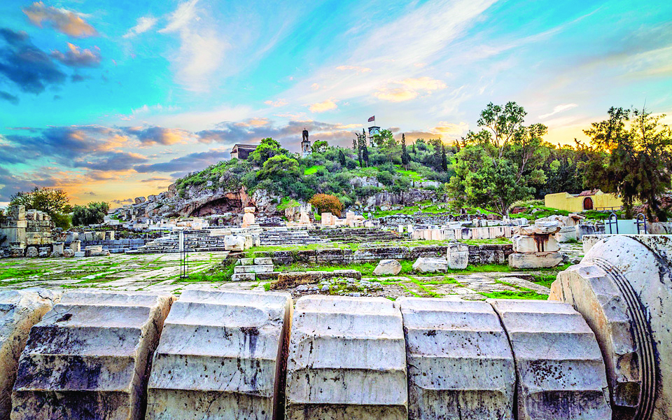 Misteriosul oraș Eleusis