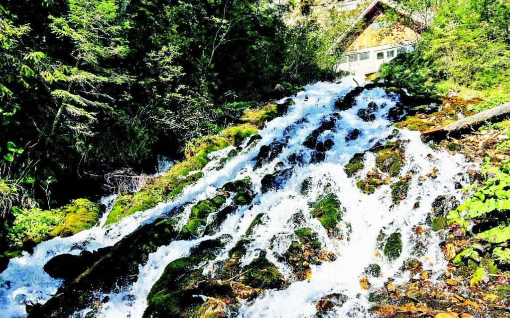 Cascada Șapte izvoare