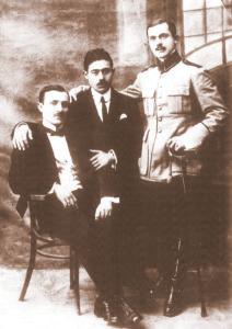Frații Stoika: Cezar, Titus și Nicolae